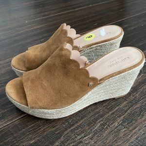 Kate Spade of New York Women's Toby wedge 9 NEW